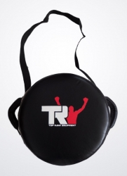 Top Rank Eq Round Shield Boxing